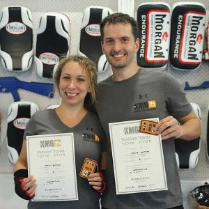 Krav Maga Grading Success